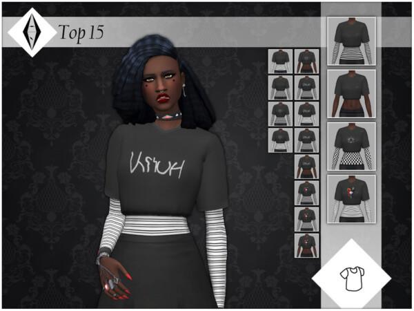 Top 15 by AleNikSimmer from TSR