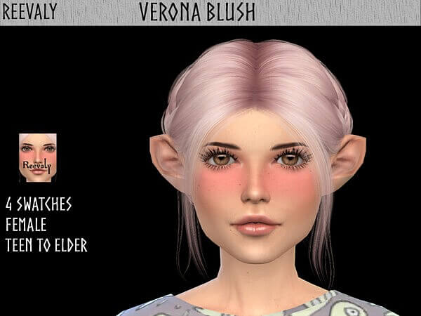 Verona Blush by Reevaly from TSR