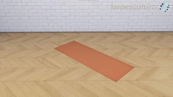 Zen Again Yoga Mat Recolour