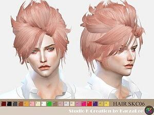 hair SKC06