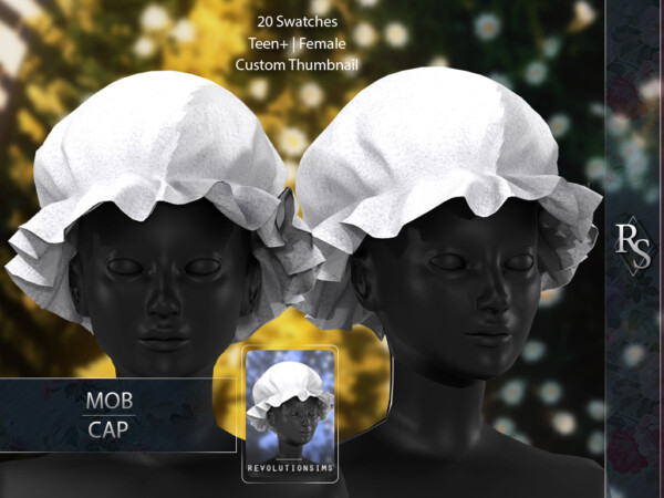 Mob cap from Revolution Sims