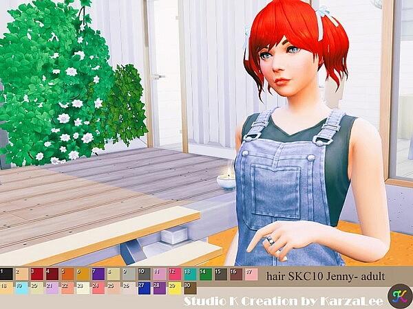Jenny Hair F10 from Studio K Creation