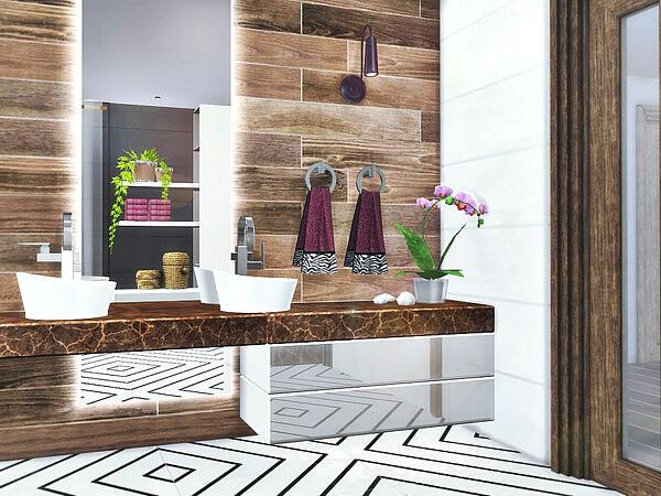 Kaia Bathroom 1 by Rirann from TSR