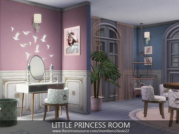 Little Princess Room by dasie2 from TSR