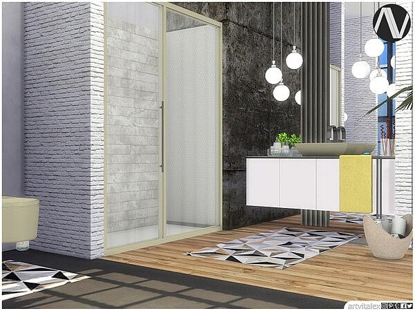 Akron Bathroom by ArtVitalex from TSR