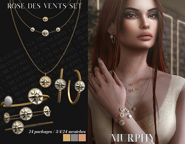 Rose des Vents Set from Murphy