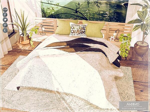 Hanae Bedroom by Moniamay72 from TSR