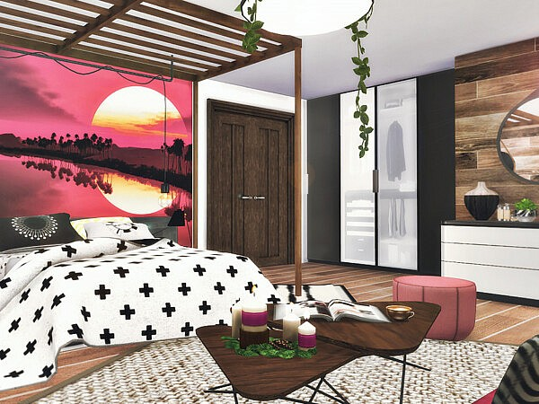 Kaia Bedroom by Rirann from TSR
