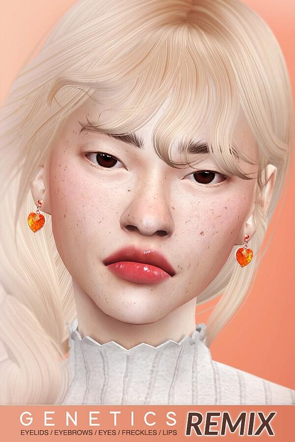 Genetics remix from Praline Sims