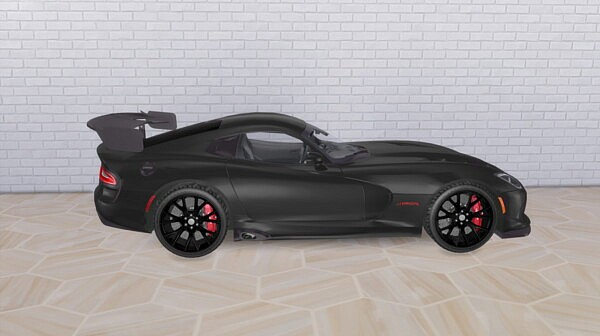 2016 Dodge Viper ACR from Modern Crafter