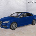 2016 Audi S3 Sims 4 CC