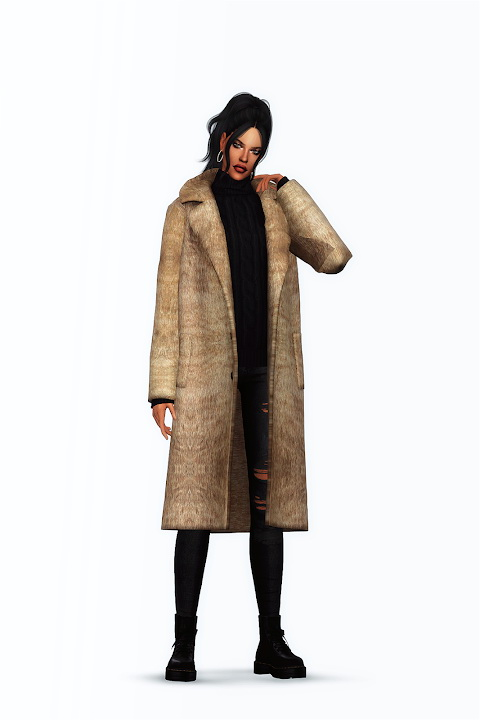 Fur Coat AF from Gorilla