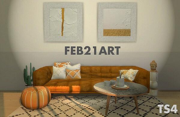 21 Art sims 4 cc
