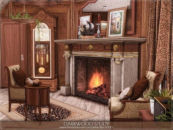 Darkwood Study by MychQQQ from TSR