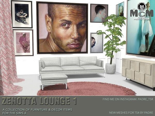 Zenotta Lounge 1 by Padre from TSR