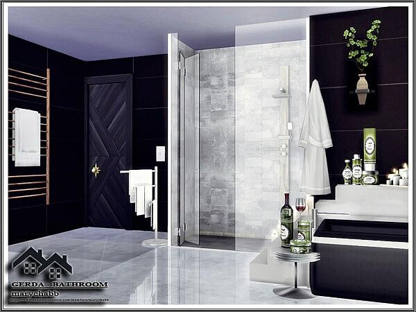 Gerda Bathroom by marychabb from TSR