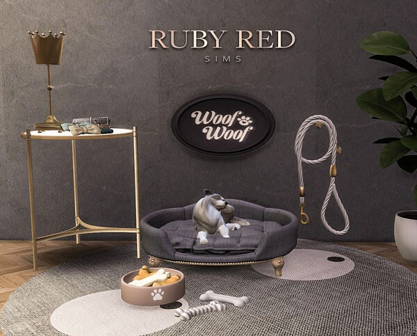 Pet Shop Set from Ruby`s Home Design
