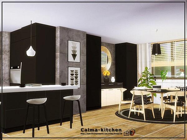 Calma kitchen by Danuta720 from TSR