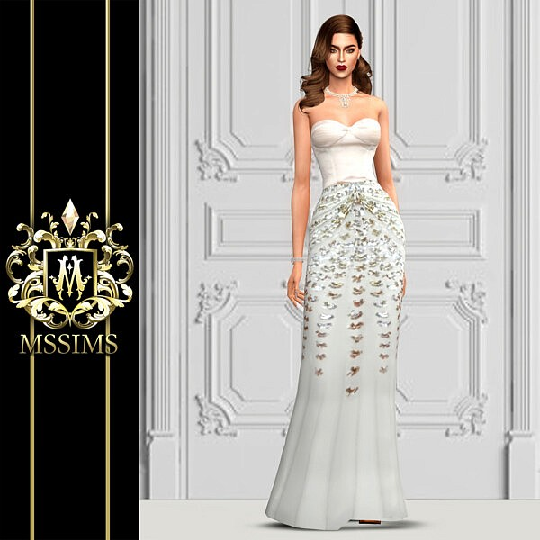 Spring Summer 2010 Collection Dress from MSSIMS