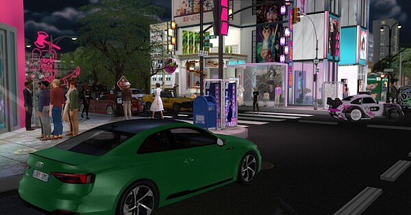 Little Tokyo from Liily Sims Desing