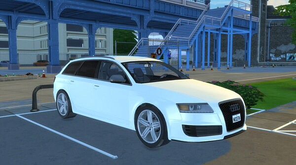 2008 Audi RS6 Avant from Modern Crafter