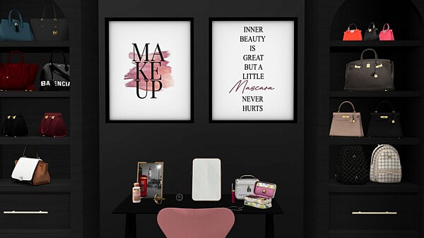 Fashion and Makeup prints from Sunkissedlilacs