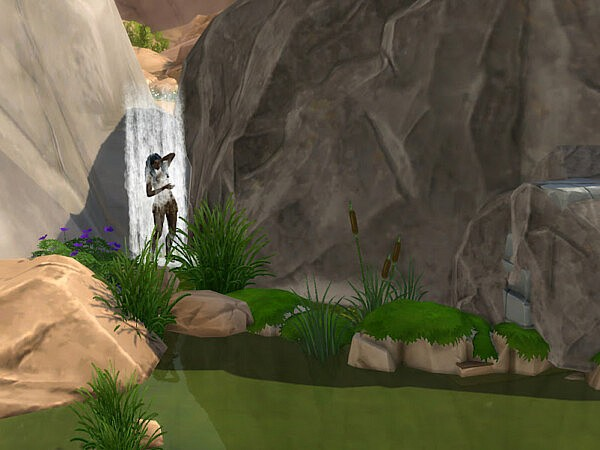 Hippos Heaven from KyriaTs Sims 4 World