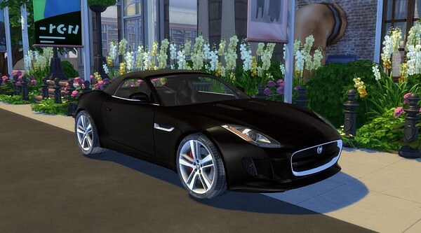 2014 Jaguar F Type from Modern Crafter