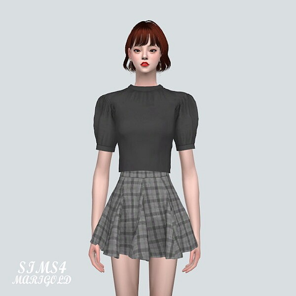 13 Blouse from SIMS4 Marigold