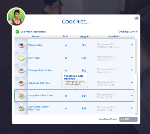 Custom Kitchen Appliance Rice Cooker by konansock from Mod The Sims