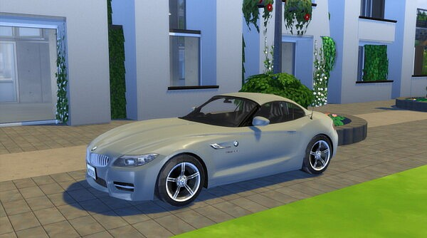 2013 BMW Z4 from Modern Crafter