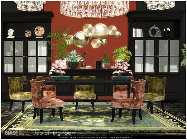 Jao dining room by Severinka from TSR