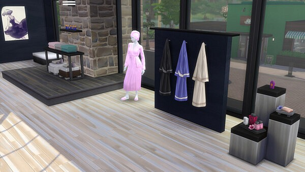 Magnolias wardrobe store by  Guitou from Luniversims