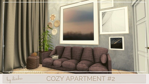 Cozy apartment 2 from Dinha Gamer
