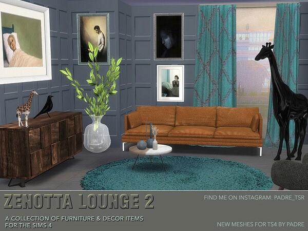Zenotta Lounge 2 by Padre from TSR