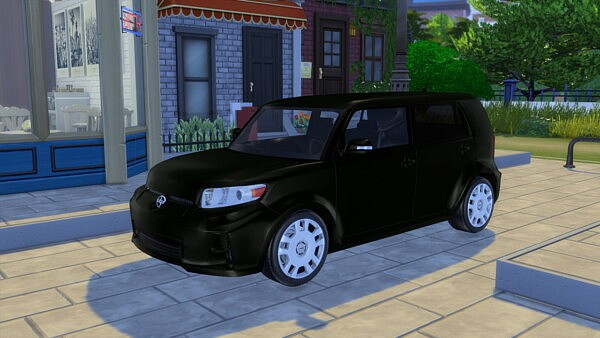 2012 Scion xB from Modern Crafter