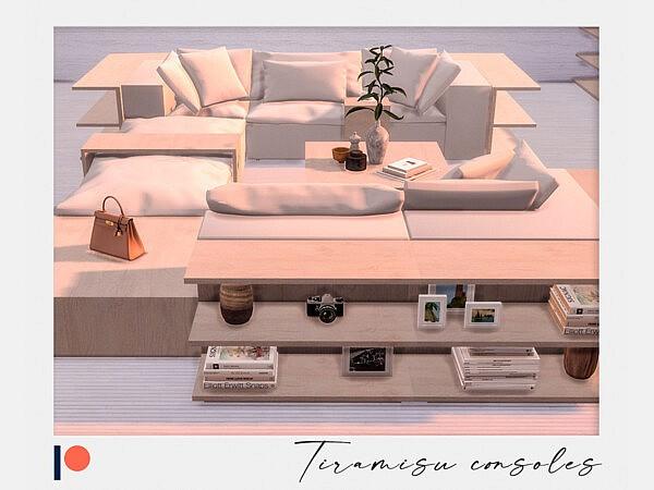 Tiramisu consoles by Winner9 from TSR
