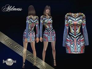 Aldmess dress by jomsims