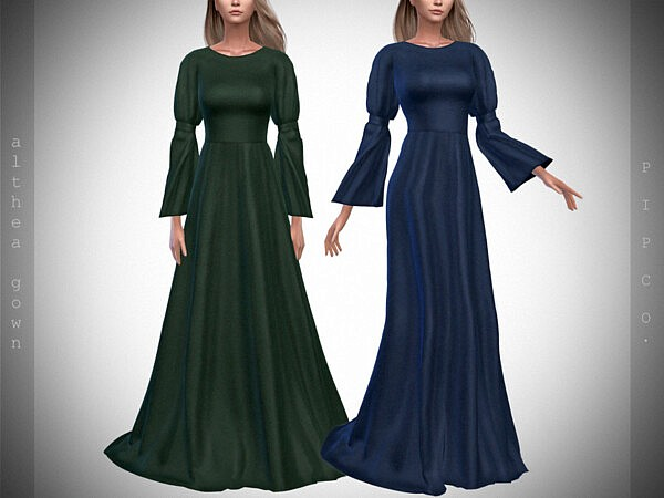 Althea Gown by Pipco from TSR