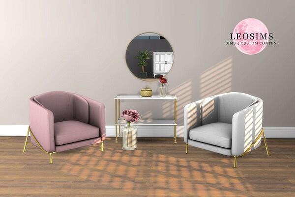 Alva Room from Leo 4 Sims