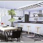 Amarylis Kitchen Sims 4 CC