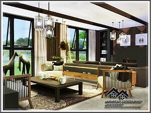 Amarylis Living room