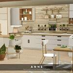 Anne kitchen