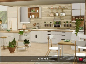 Anne kitchen