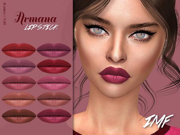 Armana Lipstick N.319 by IzzieMcFire from TSR