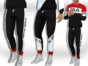 Athletic Outfits Bottoms by Saliwa