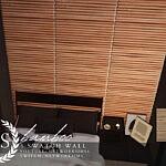 Bamboo Walls sims 4 cc