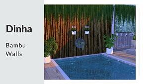 Bambu Walls