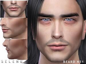 Beard N51 by Seleng