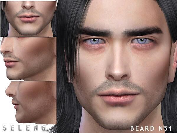 Beard N51 by Seleng from TSR